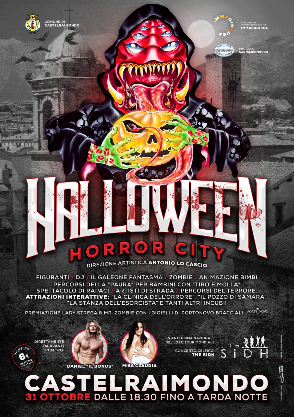 Halloween Horror City 2019