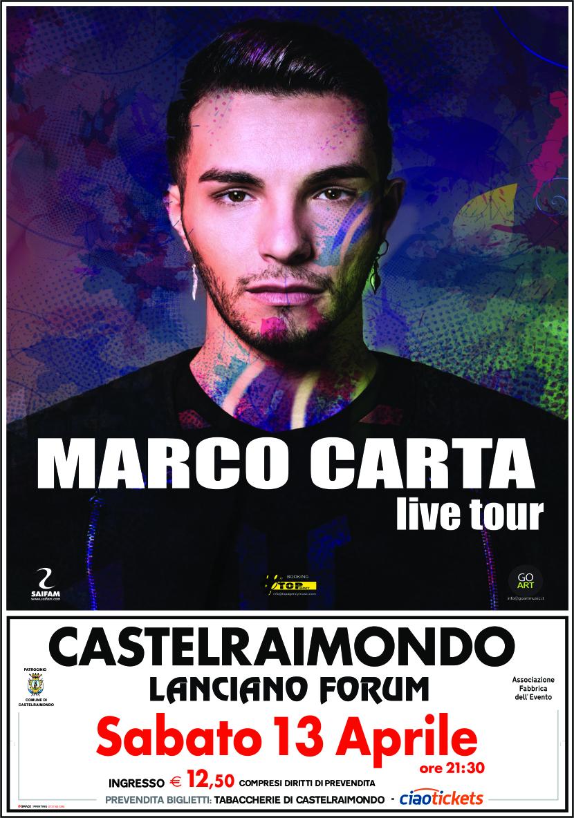 Marco Carta ok