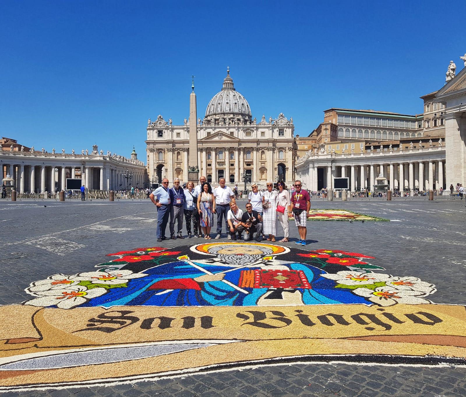 infiorata roma 2019 4