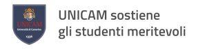 Unicam sostiene gli studenti meritevoli